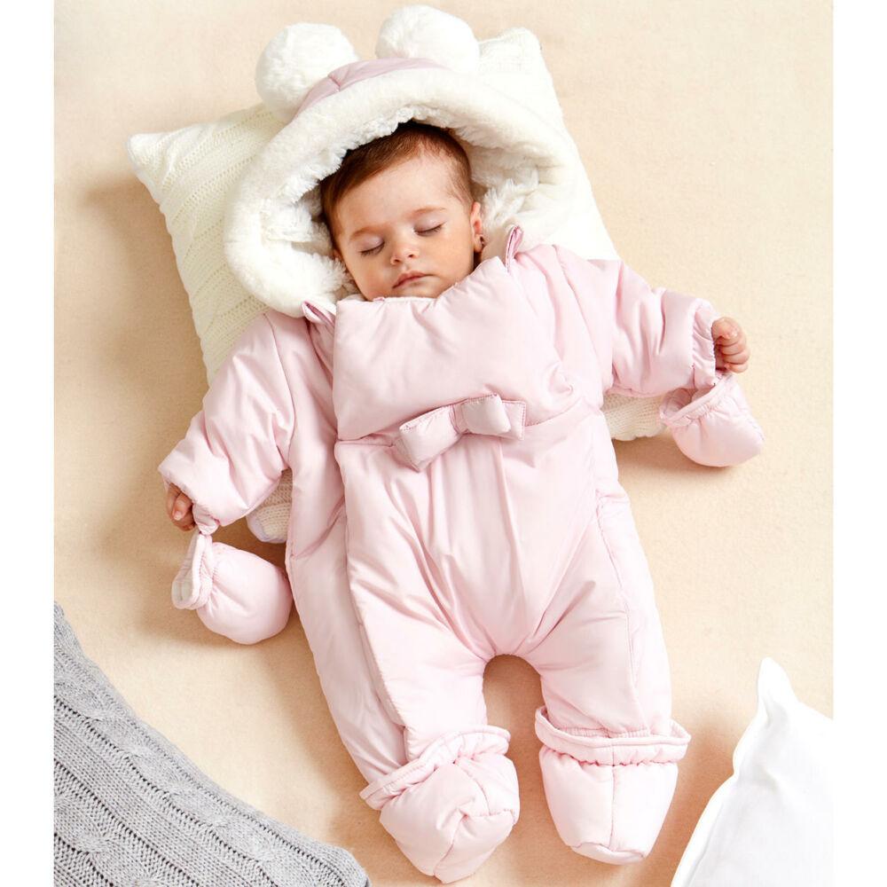 iDO téli overál masnival az elején - rózsaszín - Bunny and Teddy
