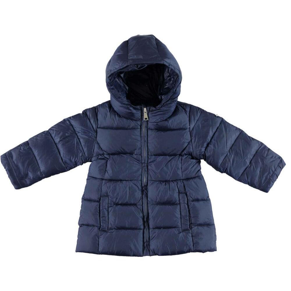 iDO pehelytoll téli kabát - sötétkék - Bunny and Teddy