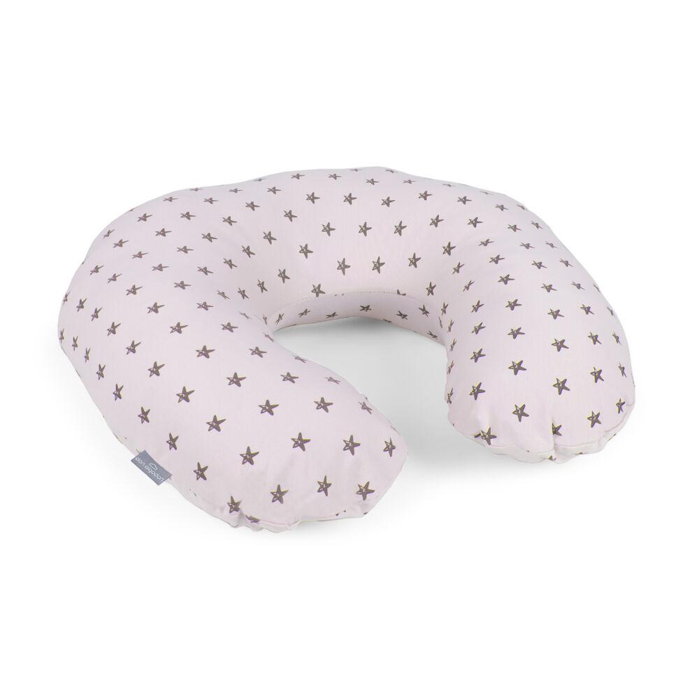 szoptatós párna rózsaszín Interbaby- Bunny and Teddy