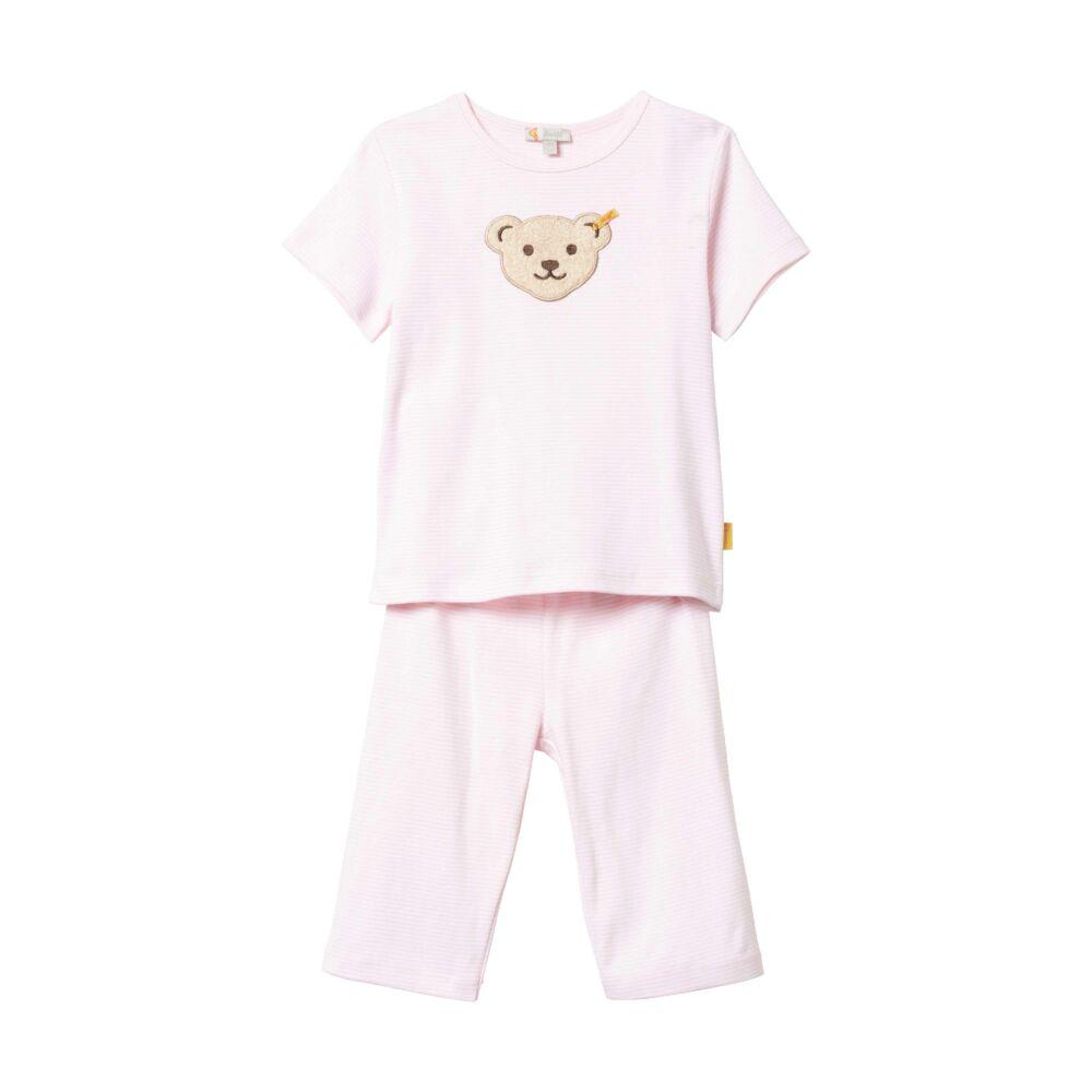 Steiff pizsama- rózsaszín- Bunny and Teddy