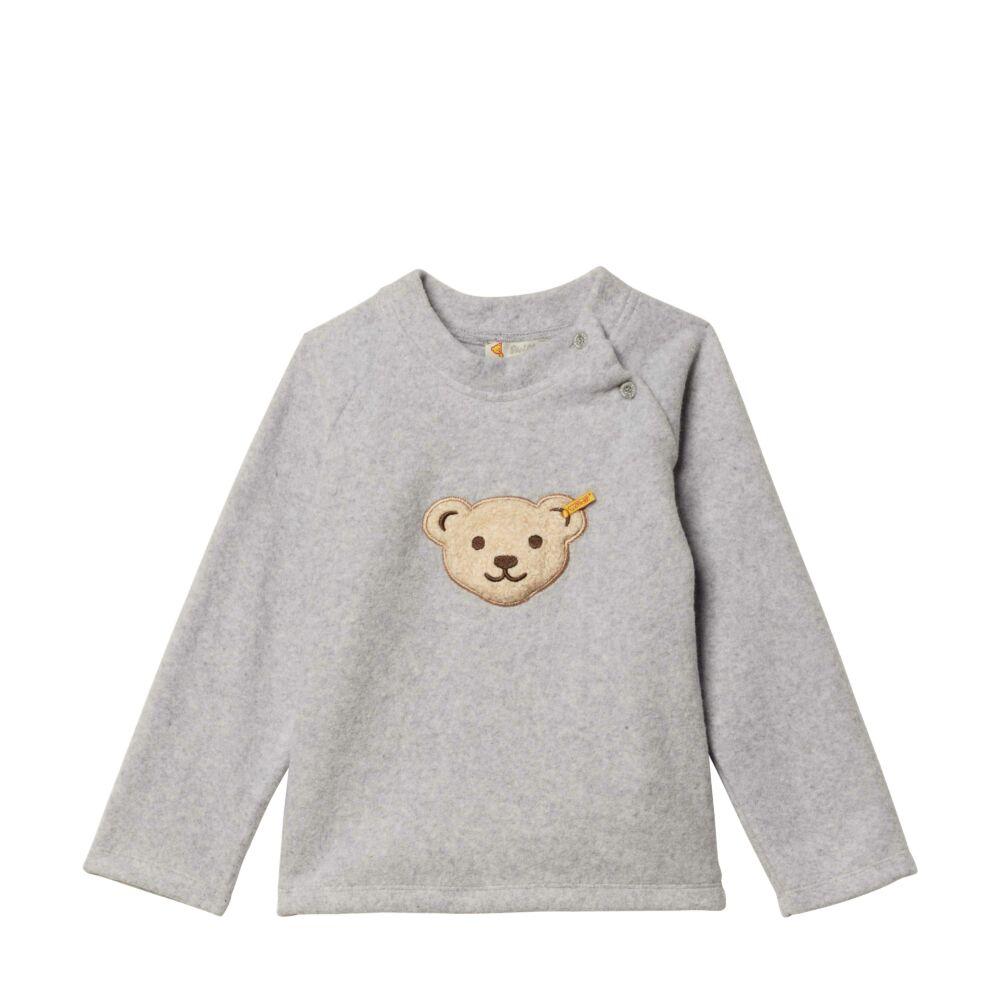 Steiff pulóver - szürke - Bunny and Teddy