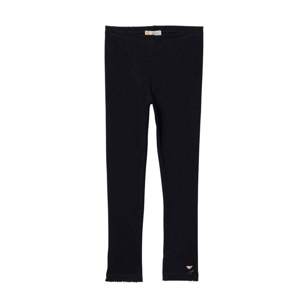 Steiff leggings - sötétkék/fekete - Bunny and Teddy