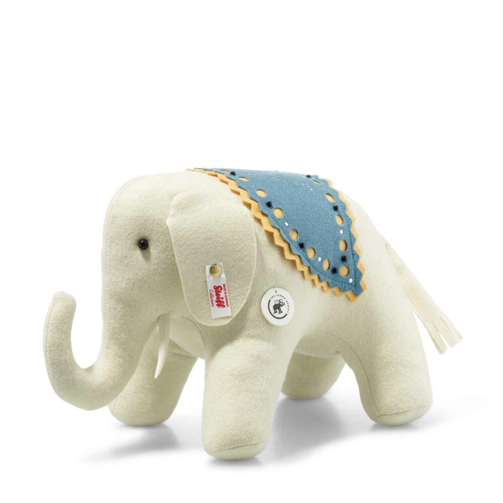 Steiff filc elefánt gyűjtőknek jubileumi kiadás