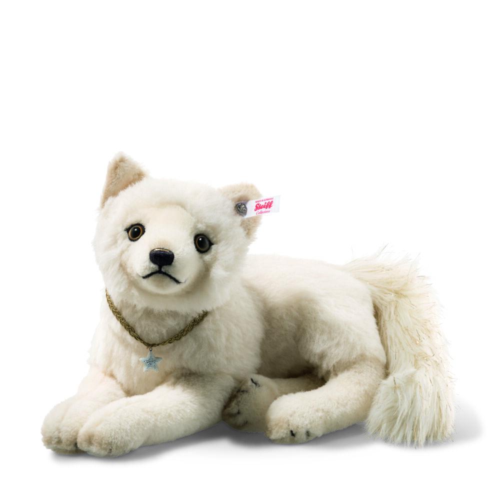 Steiff fehér sarki róka - Limitált kiadás - fehér - Bunny and Teddy