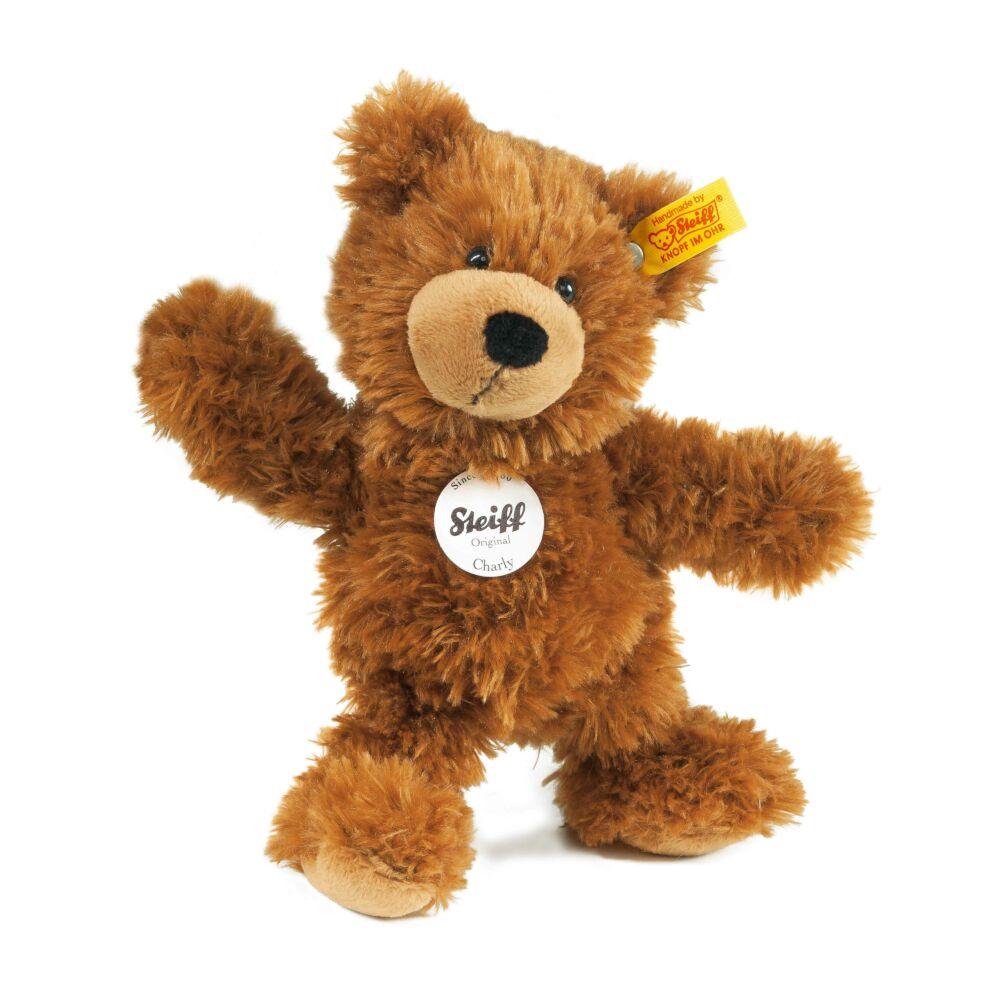 Steiff Charly Teddy maci , barna - barna - Bunny and Teddy