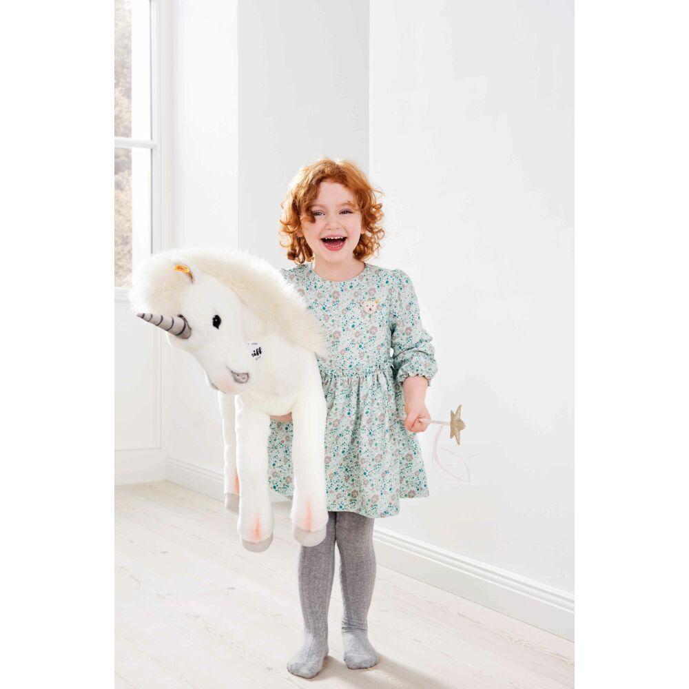 Steiff Starly 70 cm-es unikornis - fehér - Bunny and Teddy
