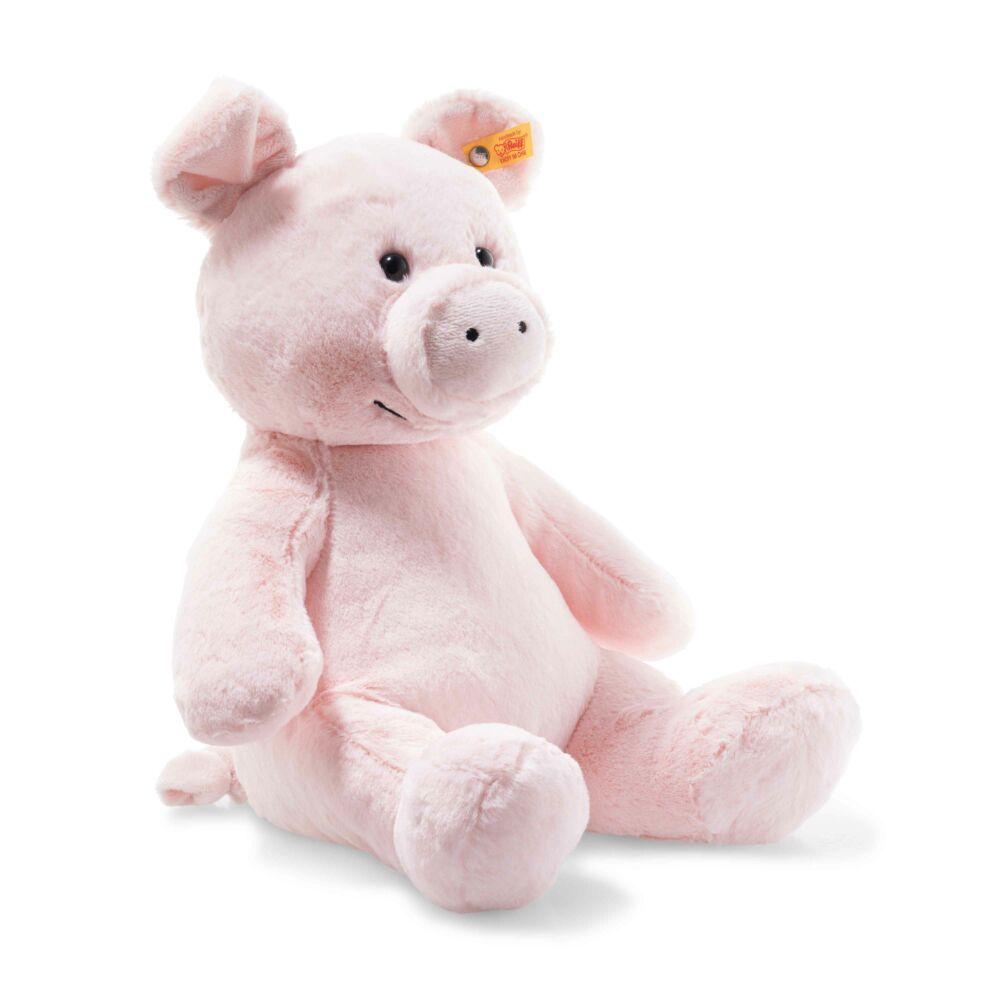 Steiff Soft Cuddly Friends Oggie malac- rózsaszín- Bunny and Teddy