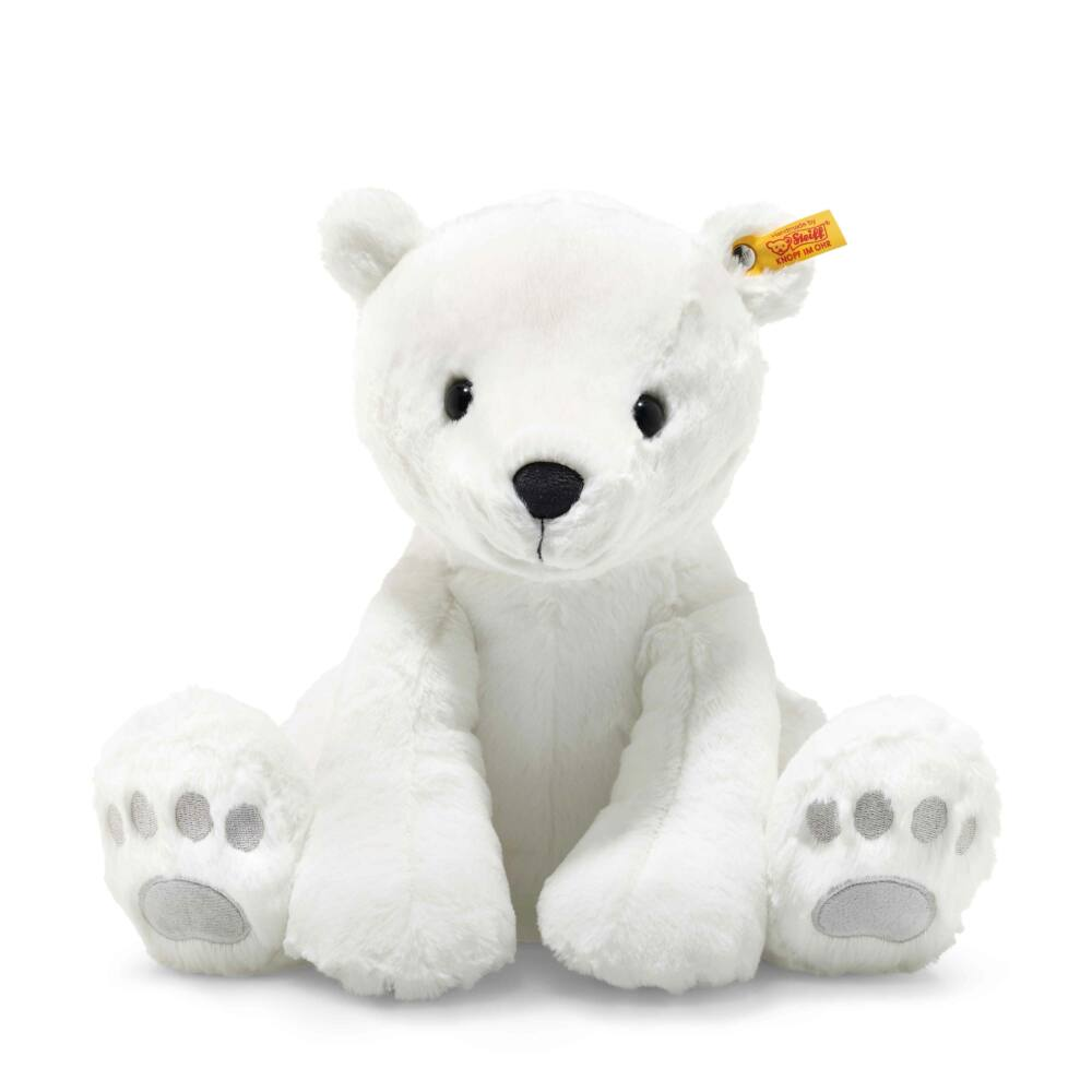 Steiff Soft Cuddly Friends Lasse jegesmedve - fehér - Bunny and Teddy
