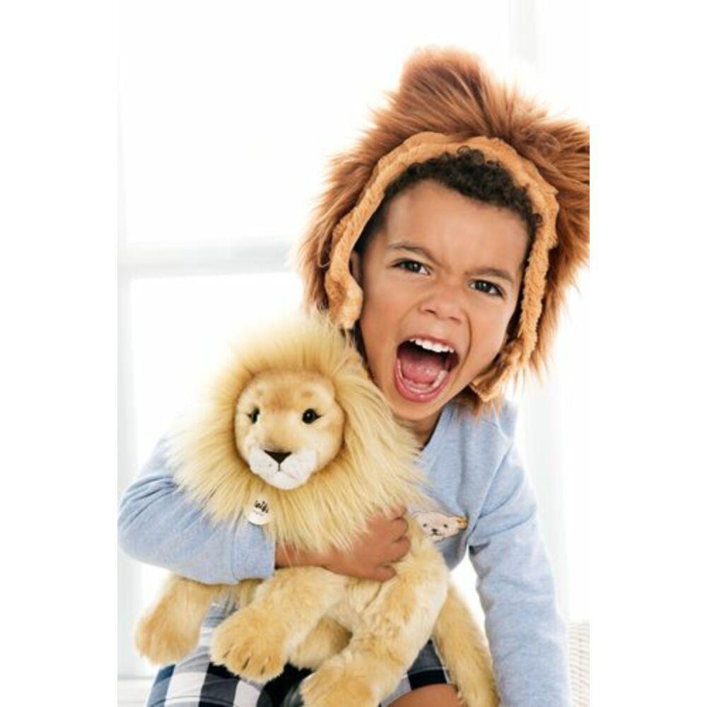 Steiff Leo oroszlán- bézs- Bunny and Teddy