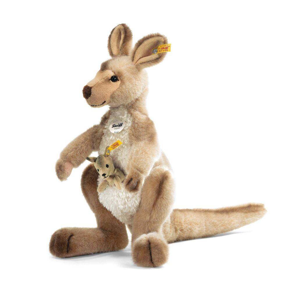 Steiff Kangoo kenguru - bézs - Bunny and Teddy