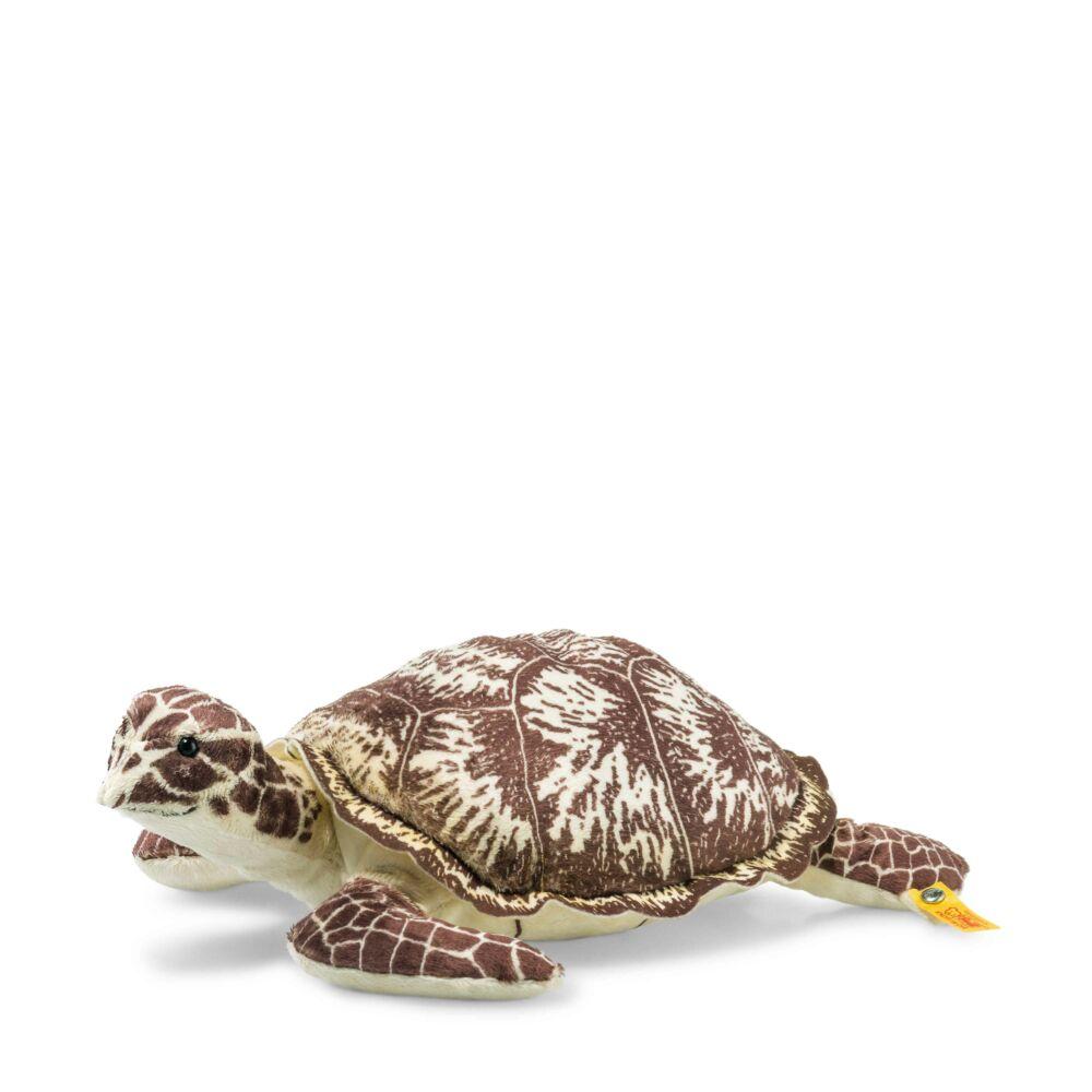 National Geographic Kari hawksbill turtle, beige/brown2) - fehér - Bunny and Teddy