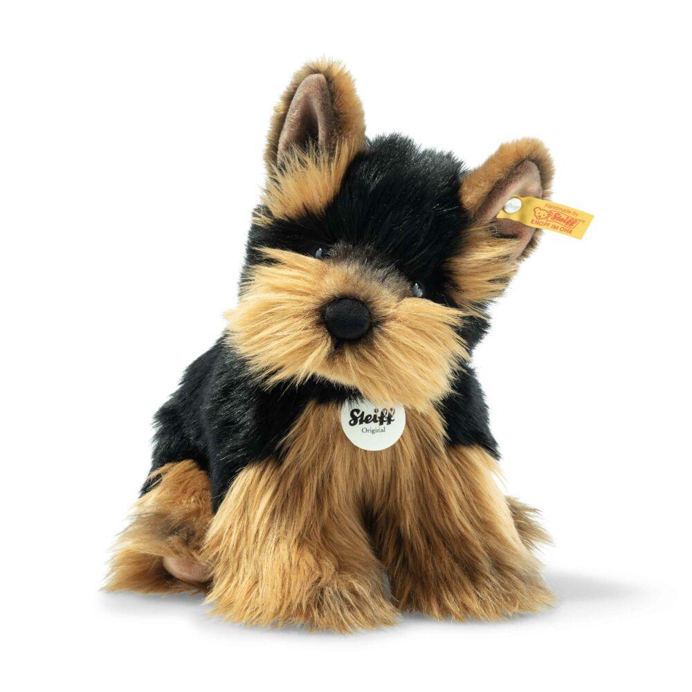 Steiff Herkules Yorkshire terrier kutya - barna - Bunny and Teddy