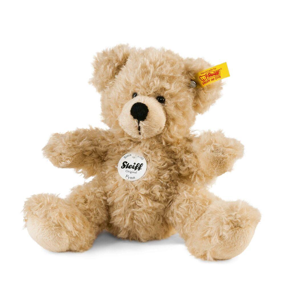 Steiff Fynn Teddy maci- bézs- Bunny and Teddy