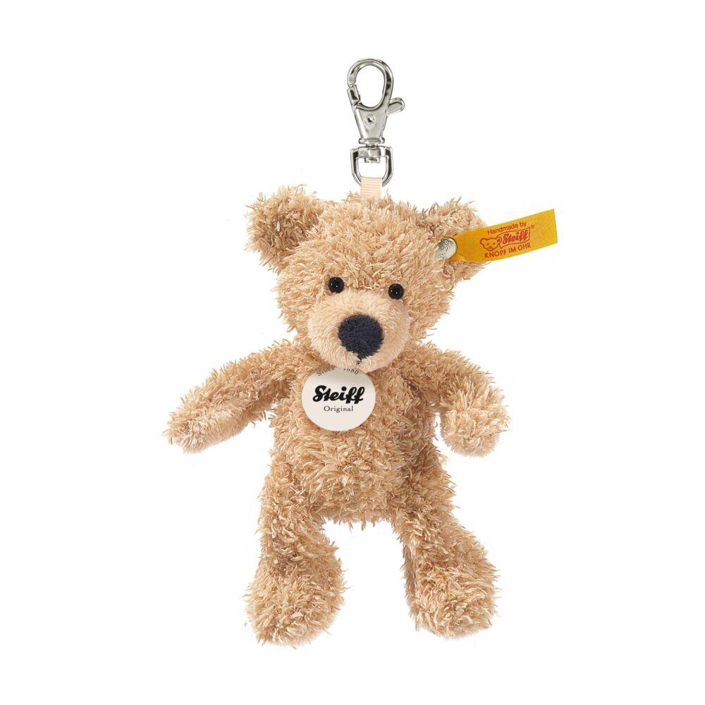 Steiff Fynn Teddy maci kulcstartó- bézs- Bunny and Teddy
