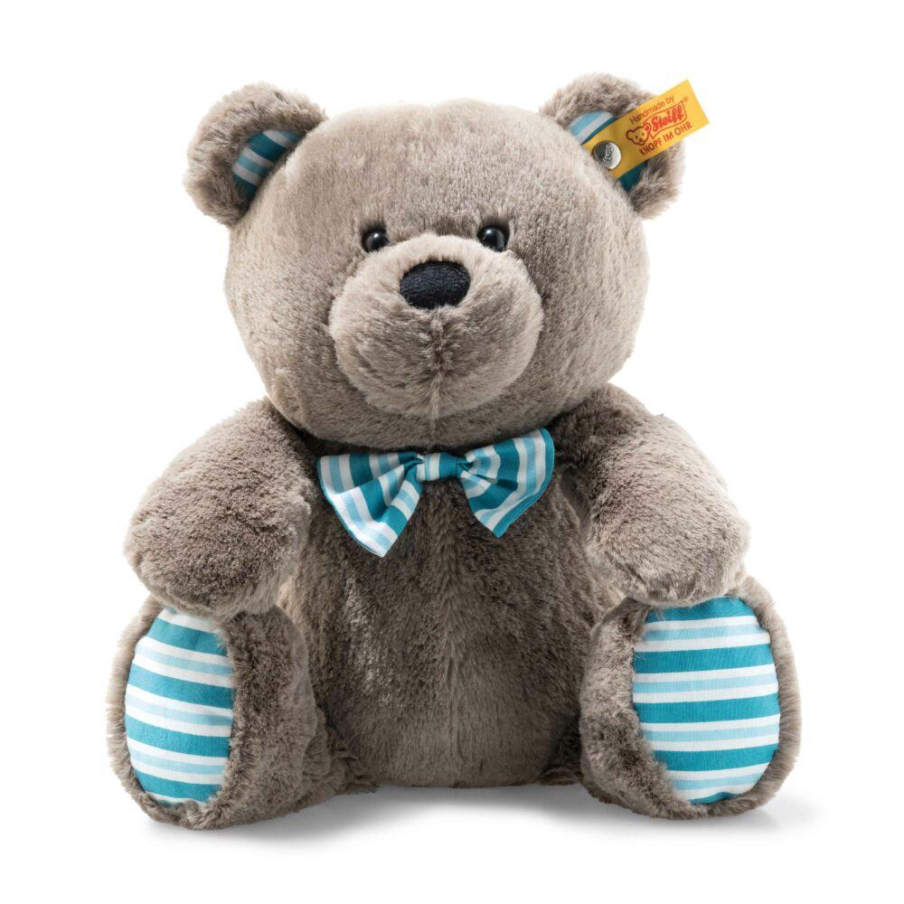 Steiff Soft Cuddly Friends Boris Teddy maci - barna - Bunny and Teddy