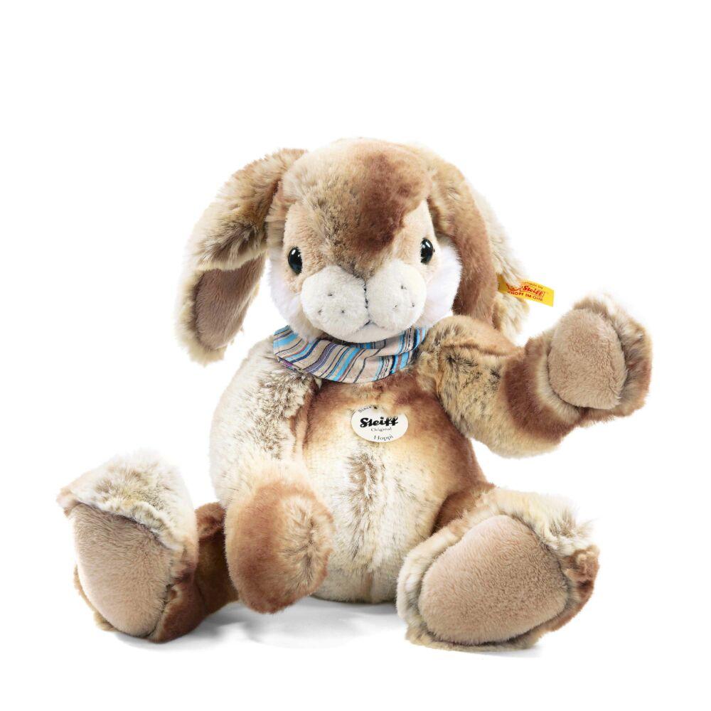 Steiff Hoppi nyuszi - 35 cm- bézs- Bunny and Teddy