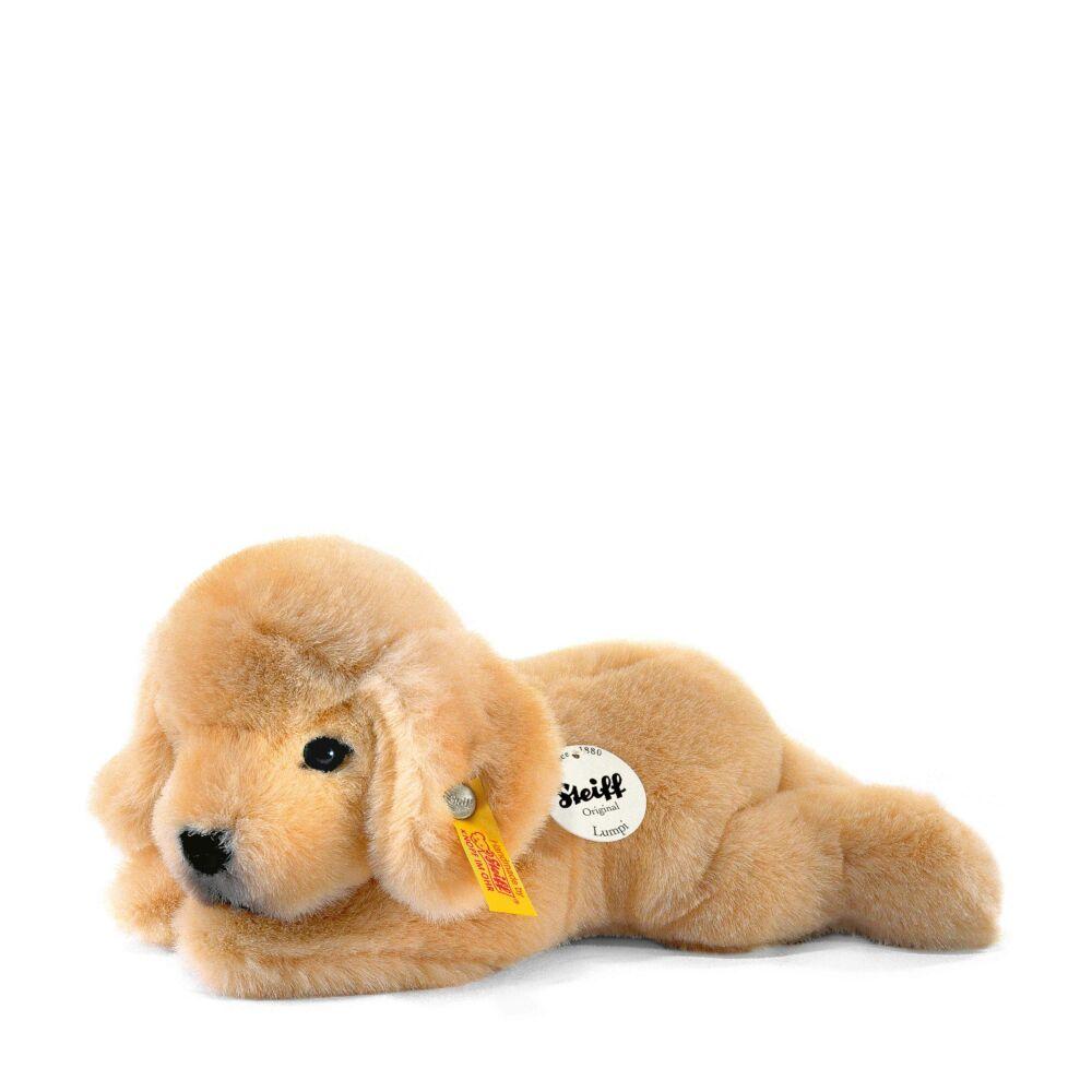 Steiff Golden retriver kutyus- barna- Bunny and Teddy
