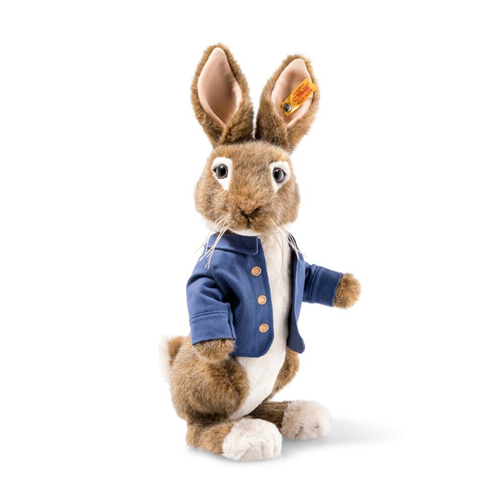 Steiff Peter Rabbit - Nyúl Péter - barna - Bunny and Teddy