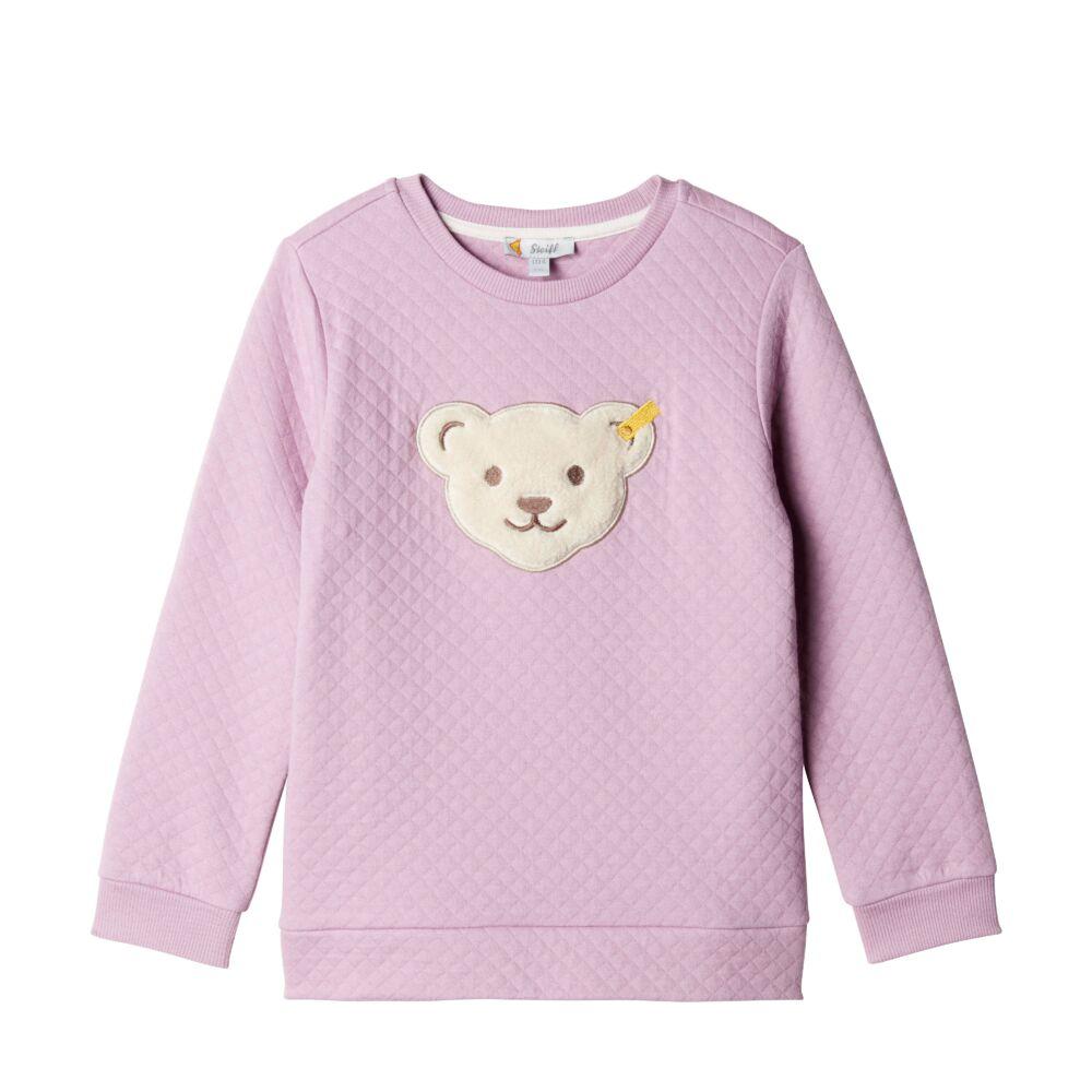 Steiff pulóver, melegítő felső - lila - Bunny and Teddy