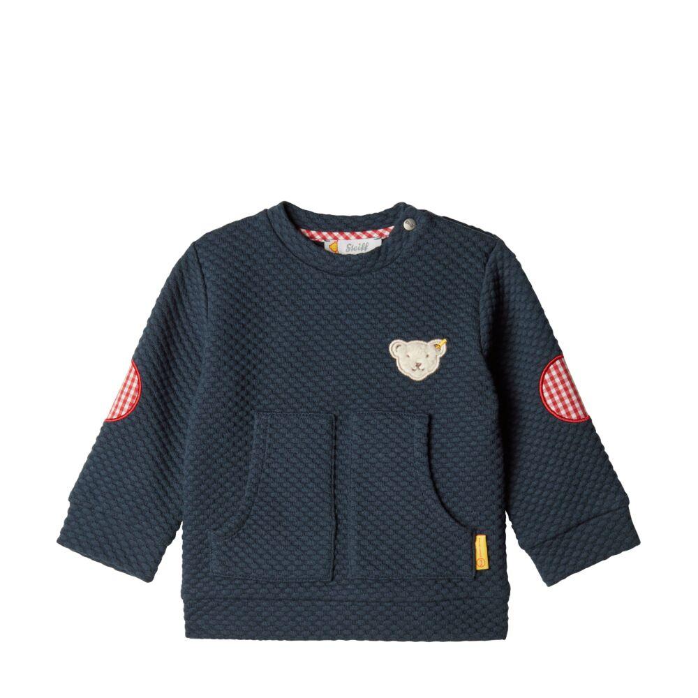Steiff  pulóver, melegítő felső - sötétkék - Bunny and Teddy