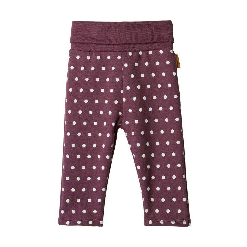 Steiff leggings - lila 2 - Bunny and Teddy