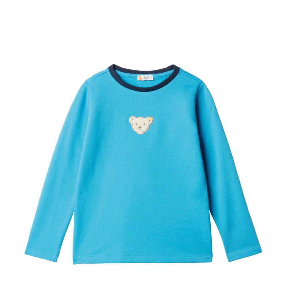 Steiff pulóver - kék - Bunny and Teddy