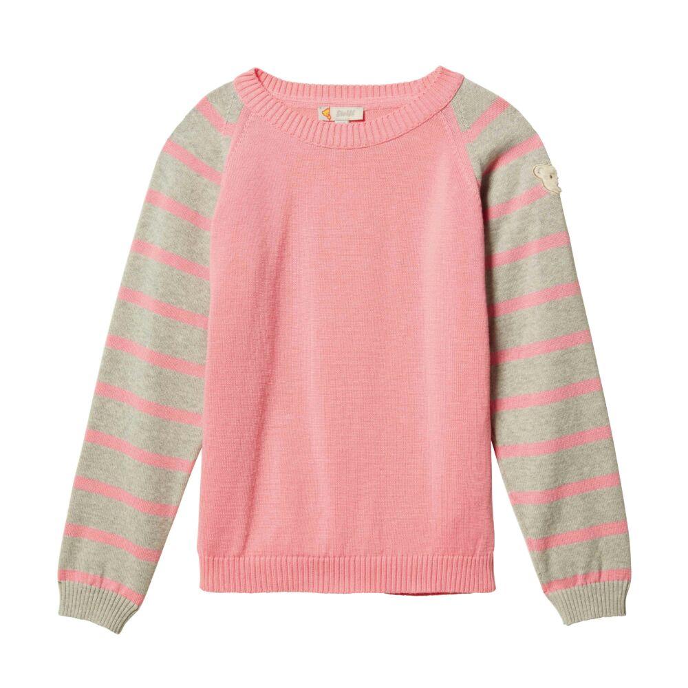 Steiff pulóver- rózsaszín- Bunny and Teddy