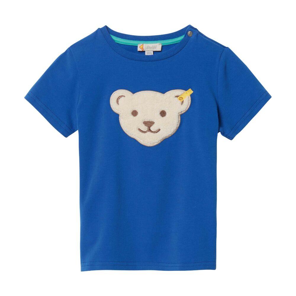Steiff póló - kék - Bunny and Teddy