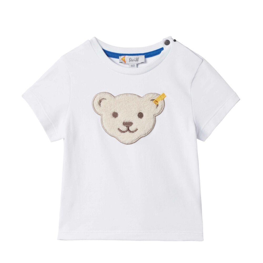Steiff póló- fehér- Bunny and Teddy