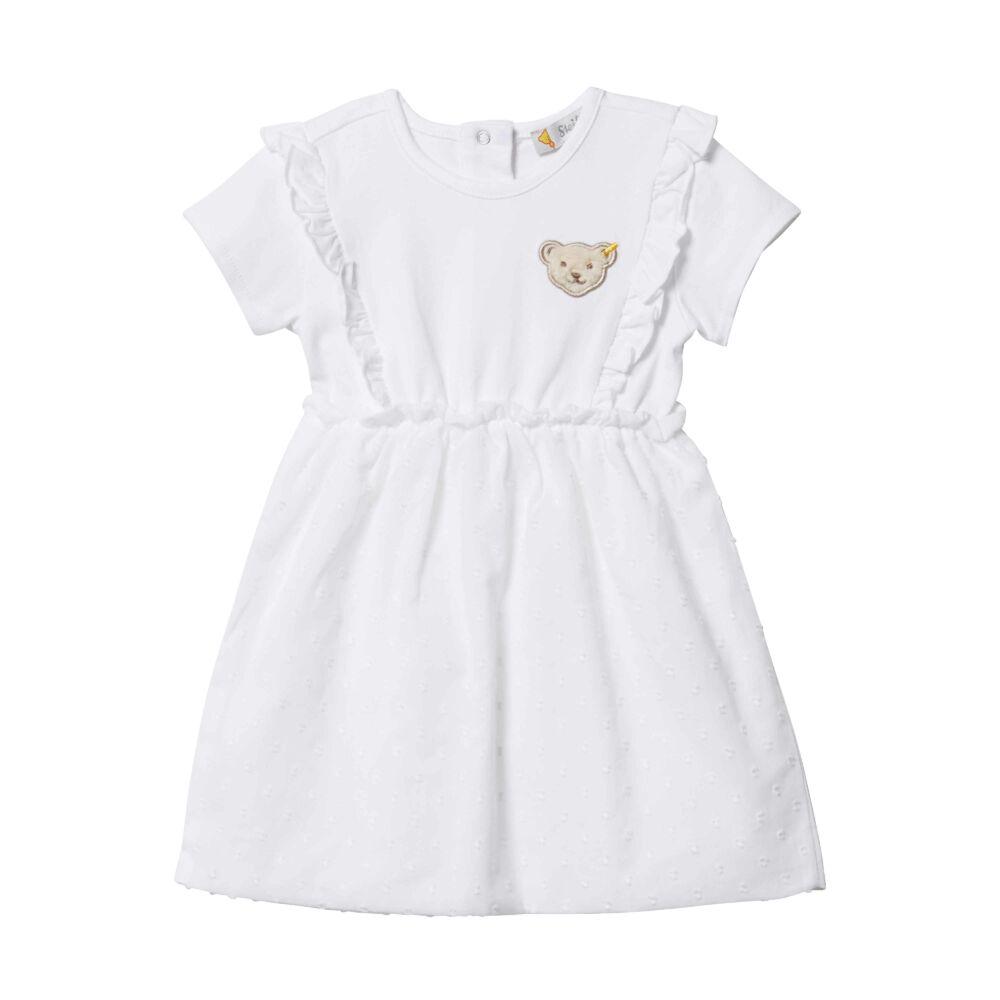 Steiff ruha - fehér - Bunny and Teddy