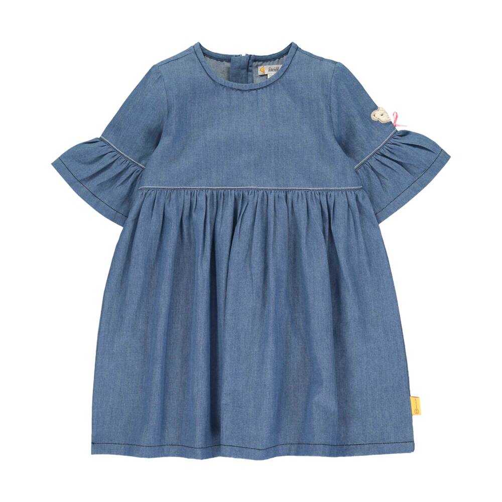 Steiff puha pamut farmer ruha  - Heartbeat kollekció-kék-Bunny and Teddy