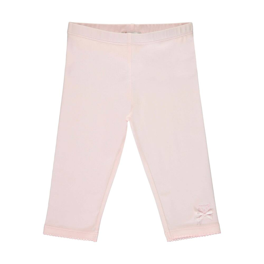 Steiff leggings - Sweet Cherry kollekió - világos rózsaszín - Bunny and Teddy