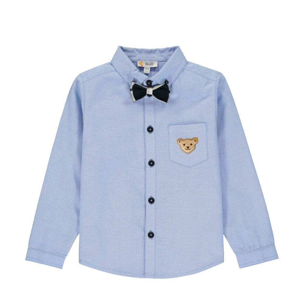 Steiff kék ing csokornyakkendővel Special day - mini boys kollekció - világoskék - Bunny and Teddy