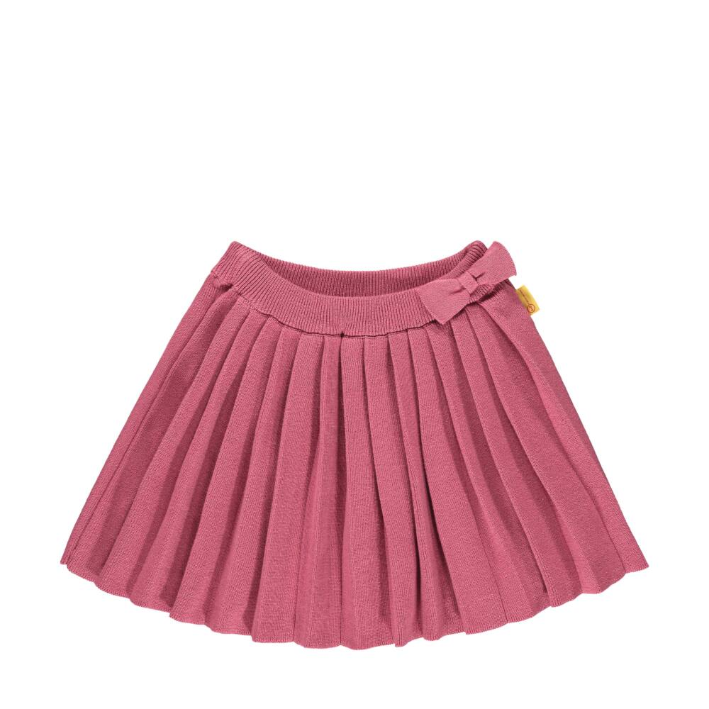 Steiff kötött rakott szoknya- Mini Girls - Fairytale kollekcó rózsaszín  | Bunny and Teddy