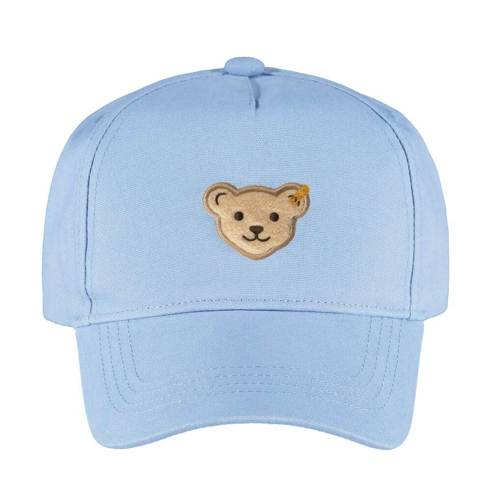 Steiff baseball sapka- Mini Boys - High 5! kollekcó világos kék  | Bunny and Teddy