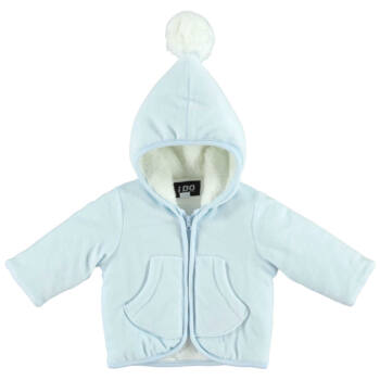 iDO zsenilia kabát babakocsiba, vastag béléssel a hidegebb napokra