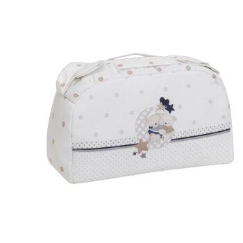Interbaby pelenkázó táska Amorosos Beige
