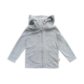Steiff kapucnis kabát- Basic kollekció