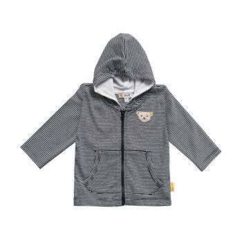 Steiff vékony pamut kapucnis kabát- Basic kollekcó   | Bunny and Teddy