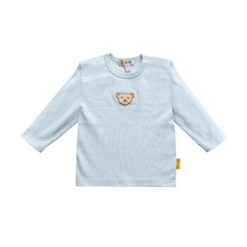 Steiff hosszú ujjú póló- Basic kollekcó világoskék  | Bunny and Teddy