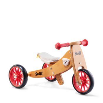 2 az 1-ben tricikli - Steiff Tiny Tot -  - Bunny and Teddy