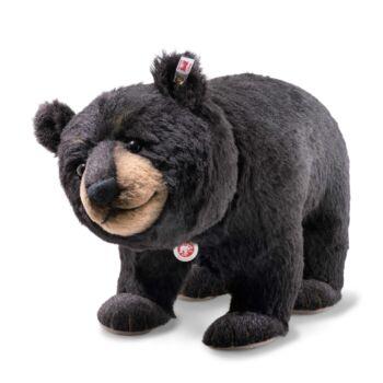 Steiff Mr. Big medve - Limitált Kiadás- fekete- Bunny and Teddy