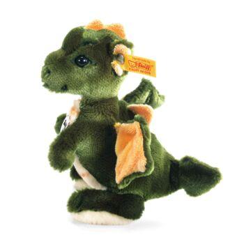Raudi dragon boy, green - fehér - Bunny and Teddy