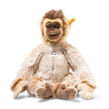 Steiff Bongo gibbon majom - National Geographic - bézs - Bunny and Teddy