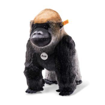 Steiff Boogie a gorilla - National Geographic sorozat - szürke - Bunny and Teddy