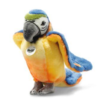 Steiff Lori papagáj - National Geographic sorozat