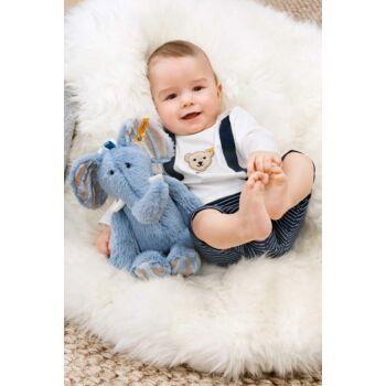 Steiff Soft Cuddly Friends Earz Elefánt - kék - Bunny and Teddy
