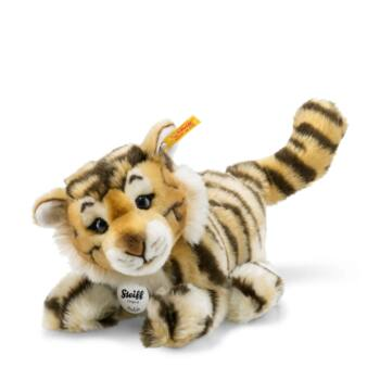 Steiff Radjah Baby Tigris - karamel - Bunny and Teddy