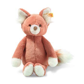 plüss róka Steiff Fritzy - Bunny and Teddy