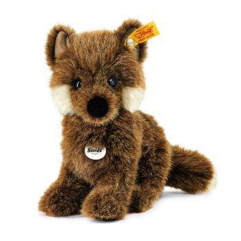 Steiff róka Fuxy baby fox, brown - Bunny and Teddy